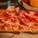 Sliced Parma Ham